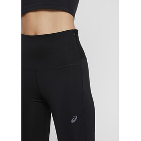 asics Highwaist Tights Mujer, performance black